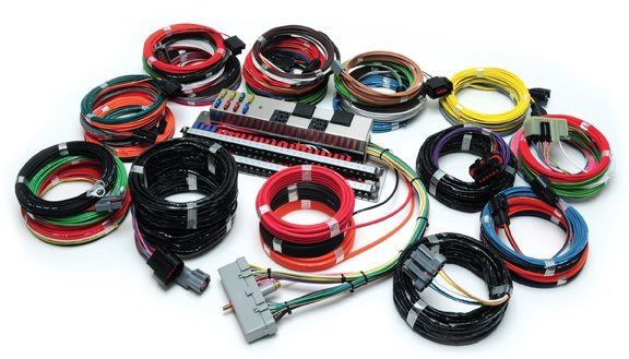 Ron Francis Wiring is pleased to introduce their latest addition to the u201cDetail Zoneu201d wiring kits for fuel-injected cars. The MG-38 wiring kit for the u002789 ...  sc 1 st  Hot Rod Hotline : ron francis wiring - yogabreezes.com