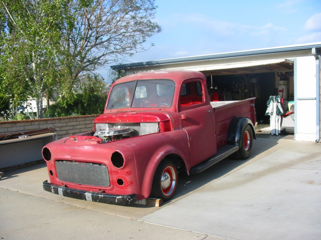 Build A Dodge >> Howard Ramsey's - 1951 Dodge Truck | Hotrod Hotline