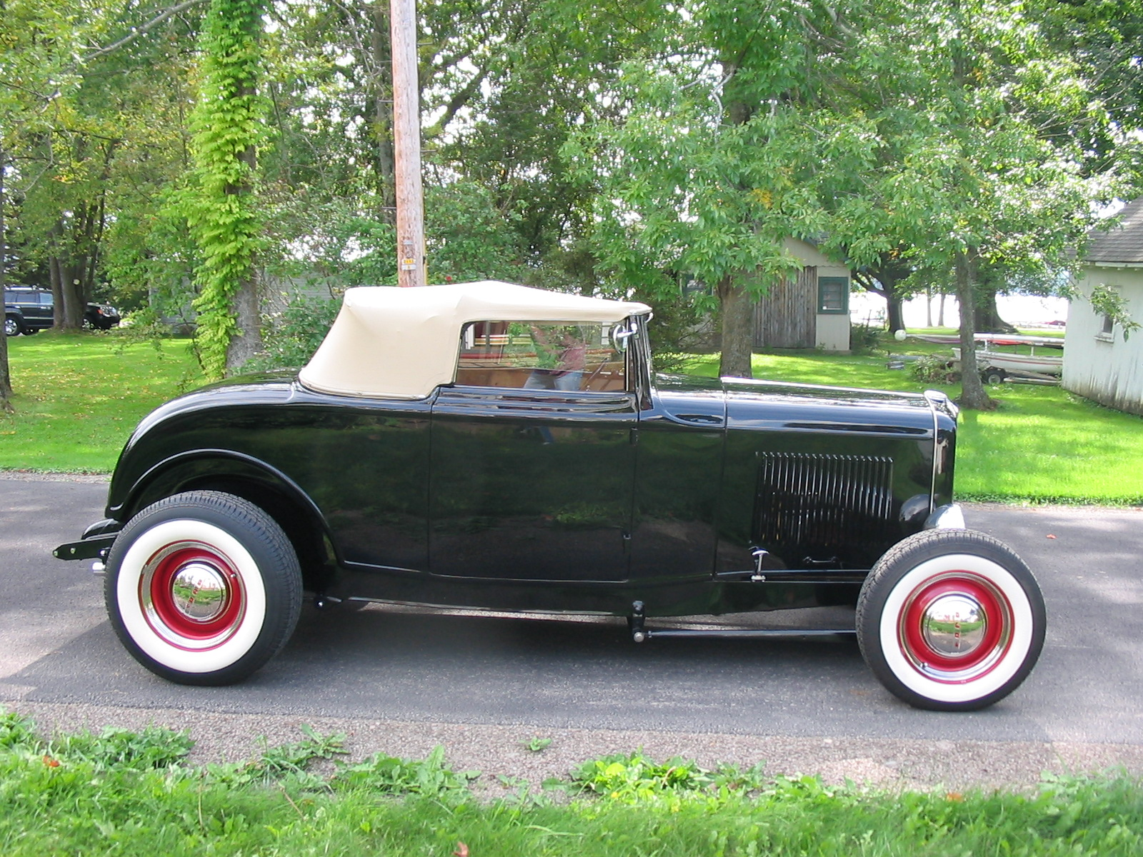 Car Shows In Illinois >> 32 Ford Cabriolet | Hotrod Hotline