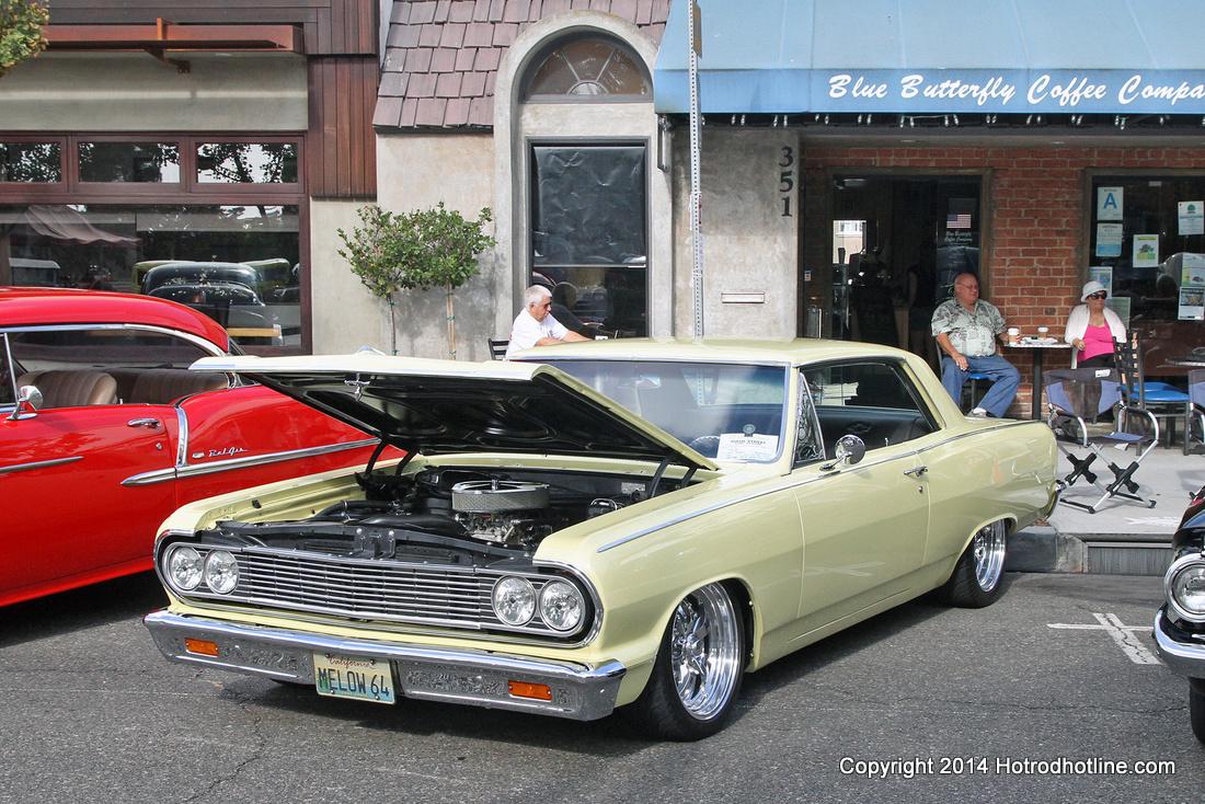 17th Annual El Segundo Main Street Car Show | Hotrod Hotline