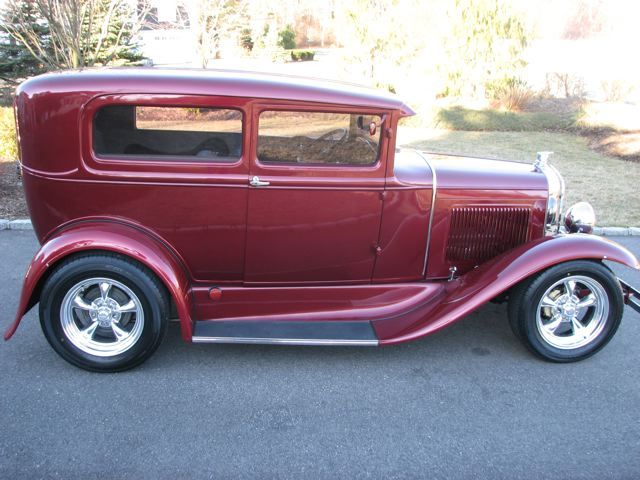 ford tudor sedan hotrod hotline
