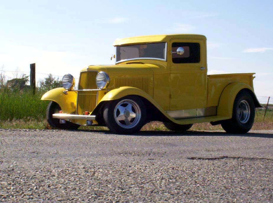 1934 Ford Pickup | Hotrod Hotline