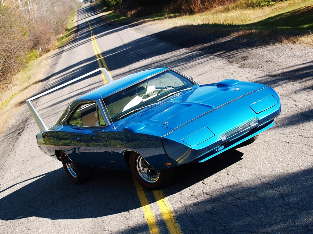Muscle Car Madness - \'69 Dodge Charger Daytona | Hotrod Hotline
