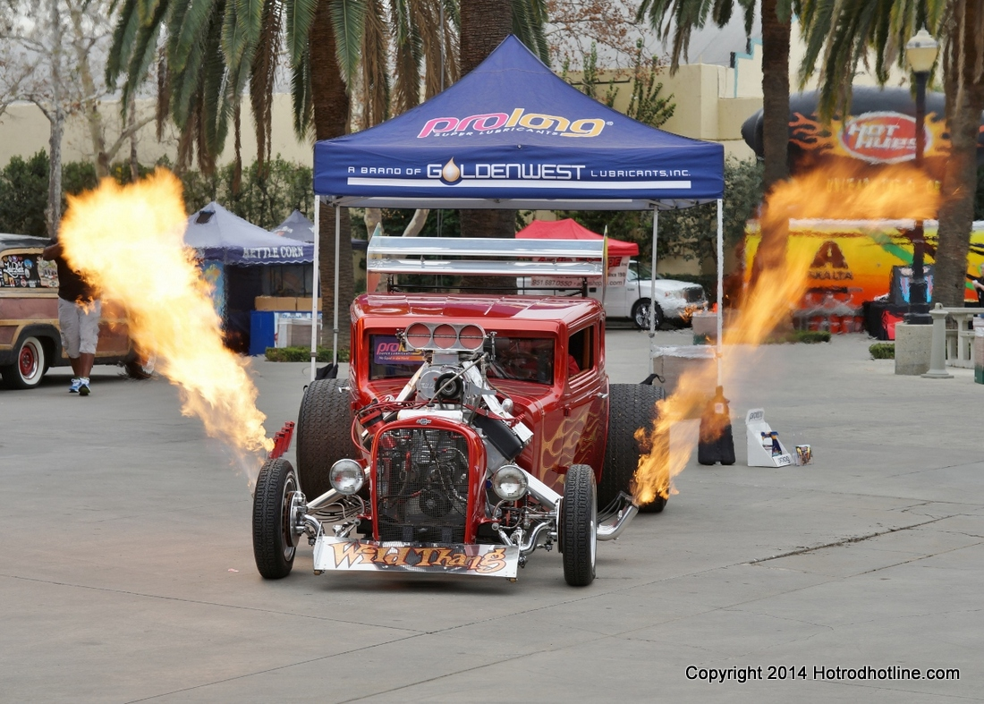 Getting Ready for the 66th Grand National Roadster Show | Hotrod Hotline