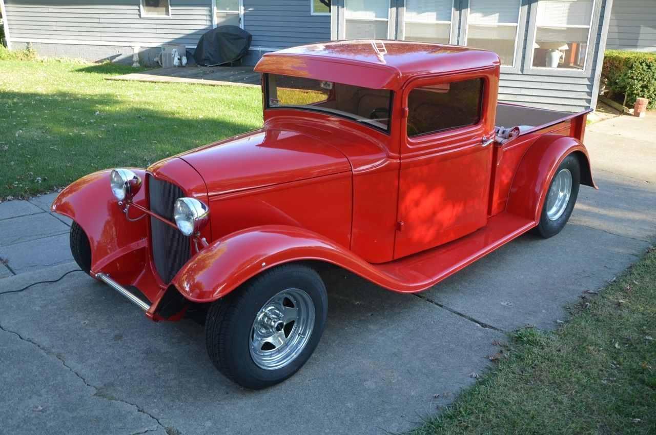 Eldon Westenburg\'s 1933 Ford Pickup | Hotrod Hotline
