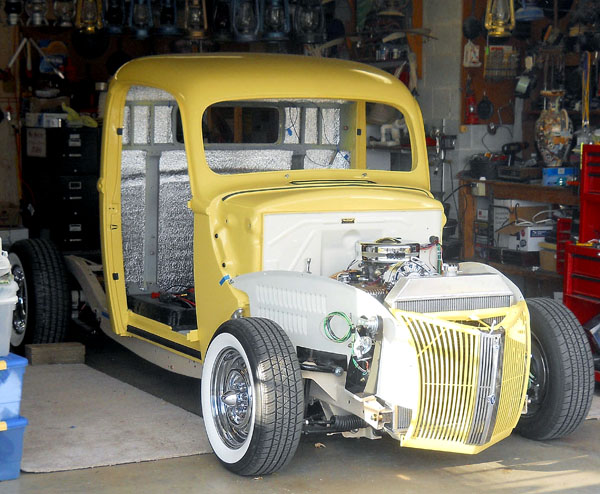 Mel Eggleston's 1940 Ford Pickup | Hotrod Hotline