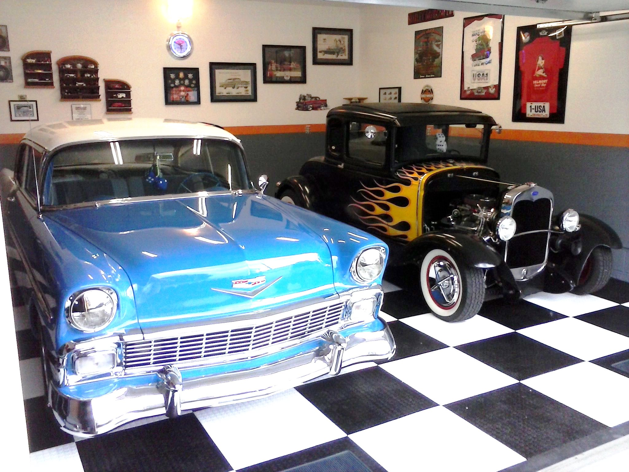 Brian's Garage and Toys | Hotrod Hotline