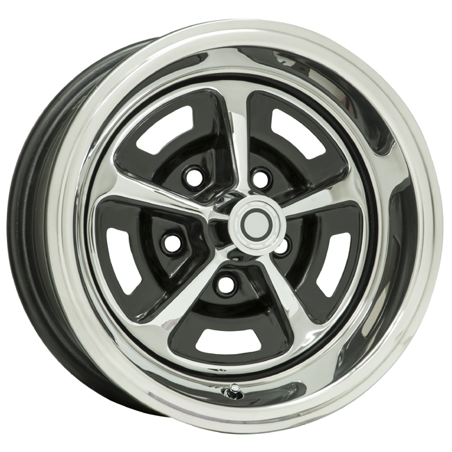 Wheel Vintiques Adds Mopar Road Wheel To Its Product Line