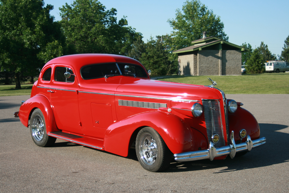1937 buick special hotrod hotline for 1937 buick special 2 door