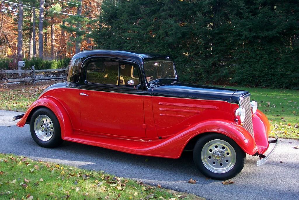 1935 Coupe Craigslist Autos Weblog