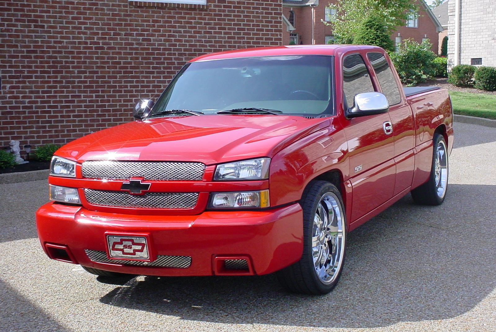 All Chevy chevy 2003 : 2003 Chevy Silverado SS Limited Edition | Hotrod Hotline