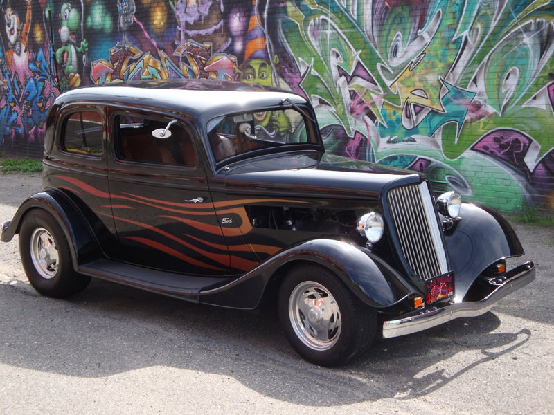Car Shows In Ct >> 1933 Ford Vicky | Hotrod Hotline