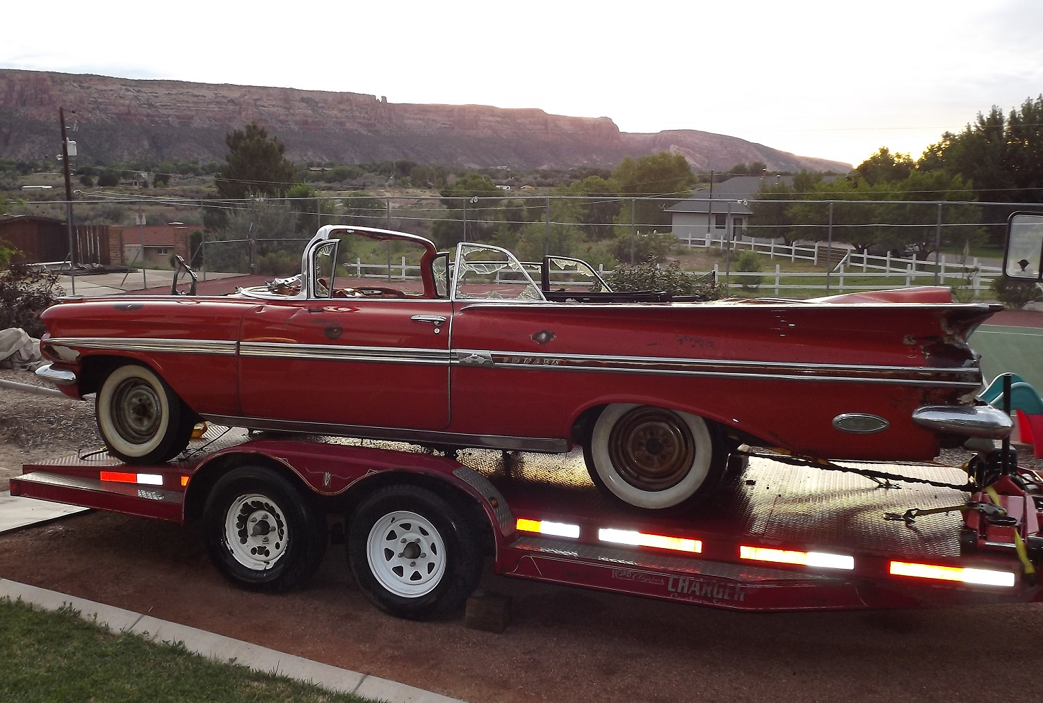 car trucks for sale in craigslist with 1959 Chevrolet Impala Fuel Injected Convertible on 1972 FORD RANCHERO PICKUP 75454 likewise Showthread together with 1954 FORD F 100 PICKUP 130958 as well Long Way Home 1947 Chevy Truck furthermore Its A Car Its A Truck Its A 1957 Ford Ranchero.