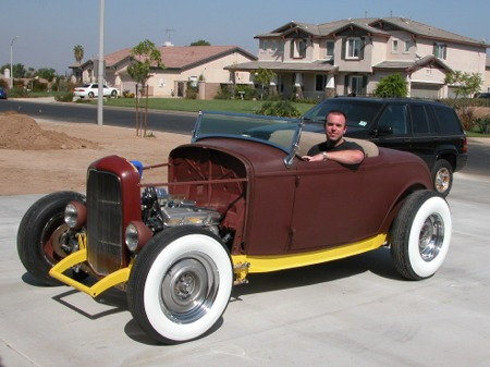 Chevy Muscle Cars >> Chris Julis 1932 Ford Roadster | Hotrod Hotline