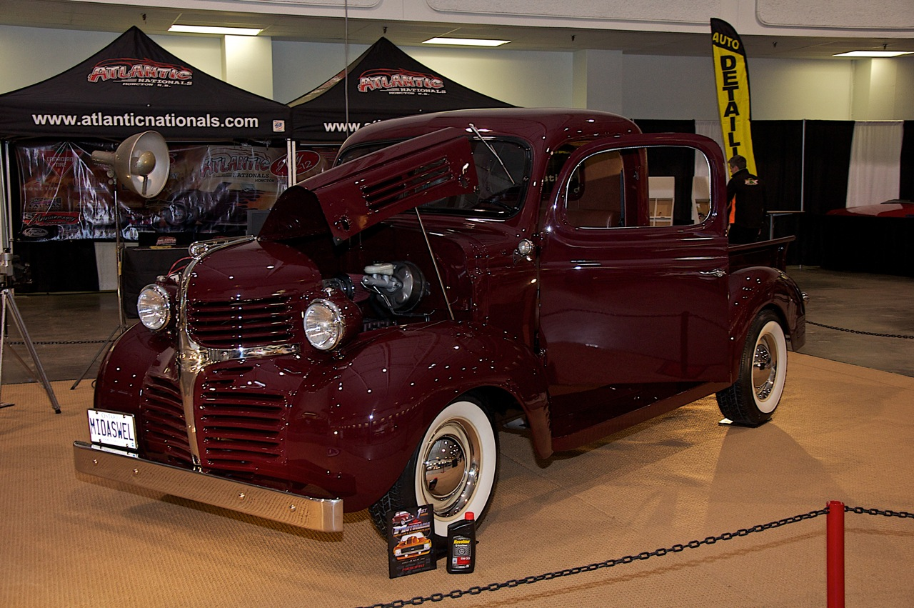 Jim Madigan S 1940 Dodge Pickup Hotrod Hotline