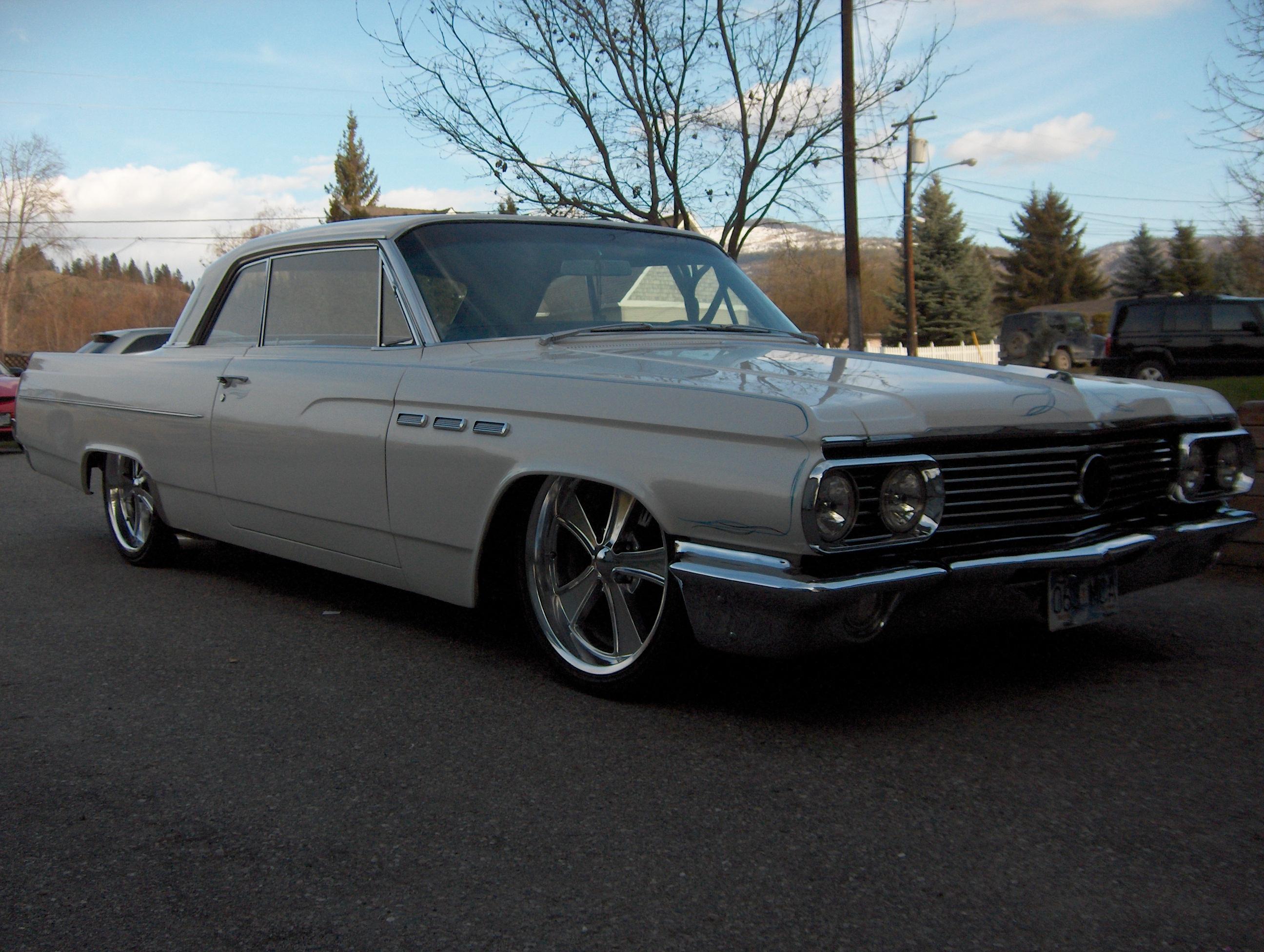 1963 Buick Lesabre Hotrod Hotline