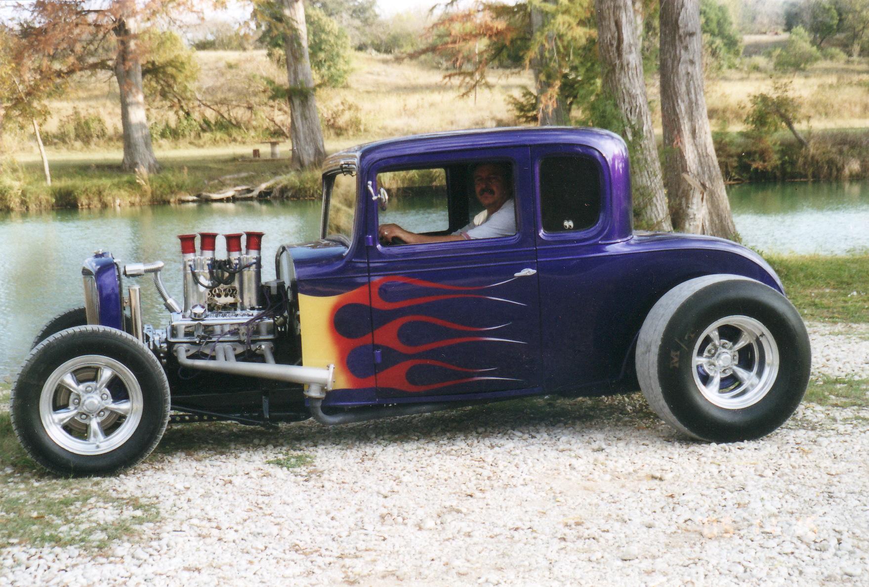 1932 Chevy Steel Body Coupe | Hotrod Hotline