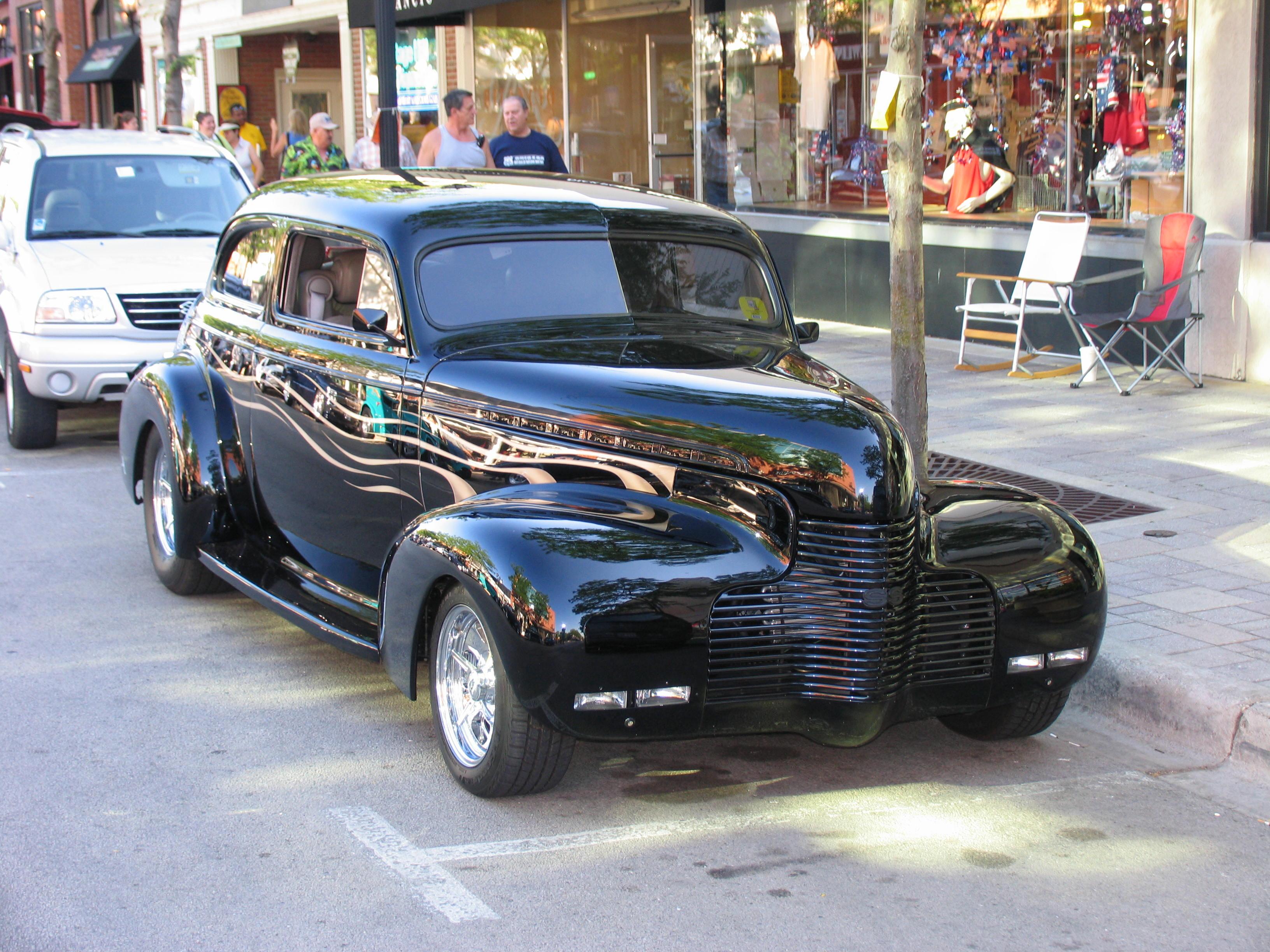 1940 chevy 2 door hotrod hotline for 1940 chevy 2 door
