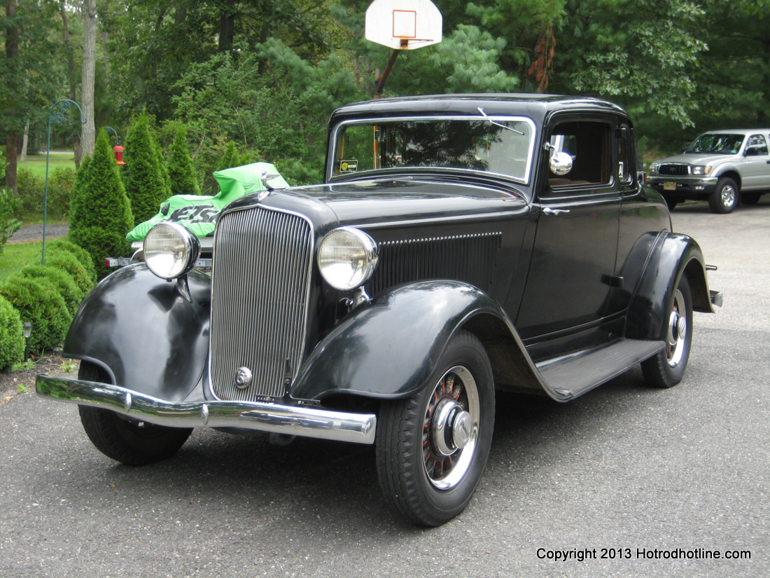 1933 Plymouth Pd Coupe Hotrod Hotline