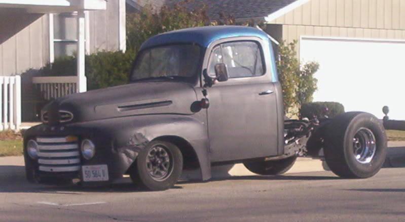 Jim Burke Ford >> 1950 F2 Ford Truck   Hotrod Hotline