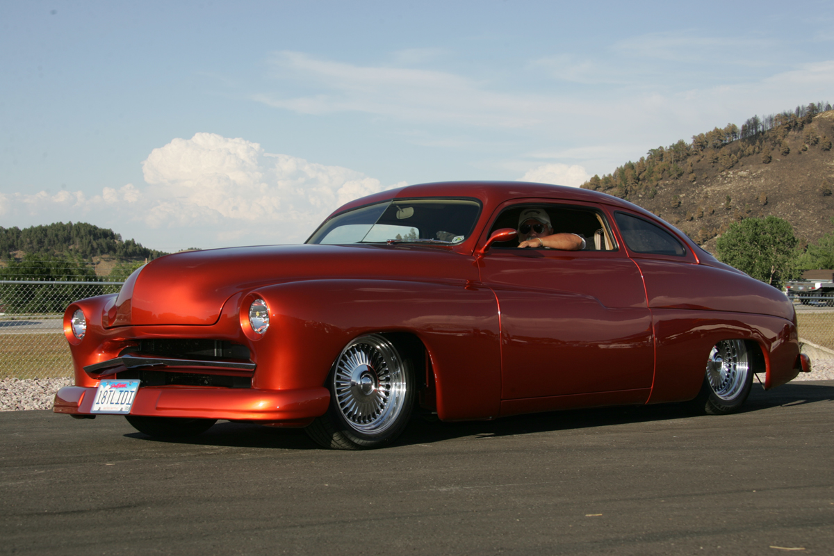 1950 Mercury Hotrod Hotline