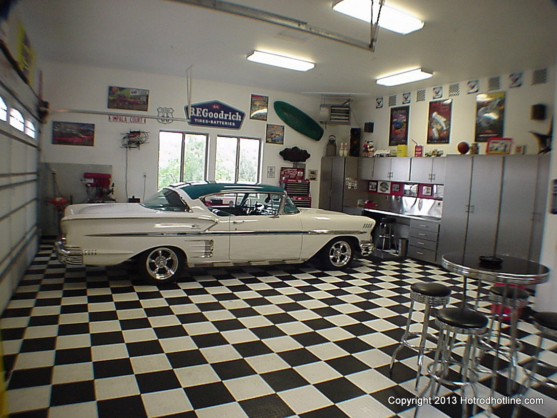 Don Jones\' Man Cave | Hotrod Hotline
