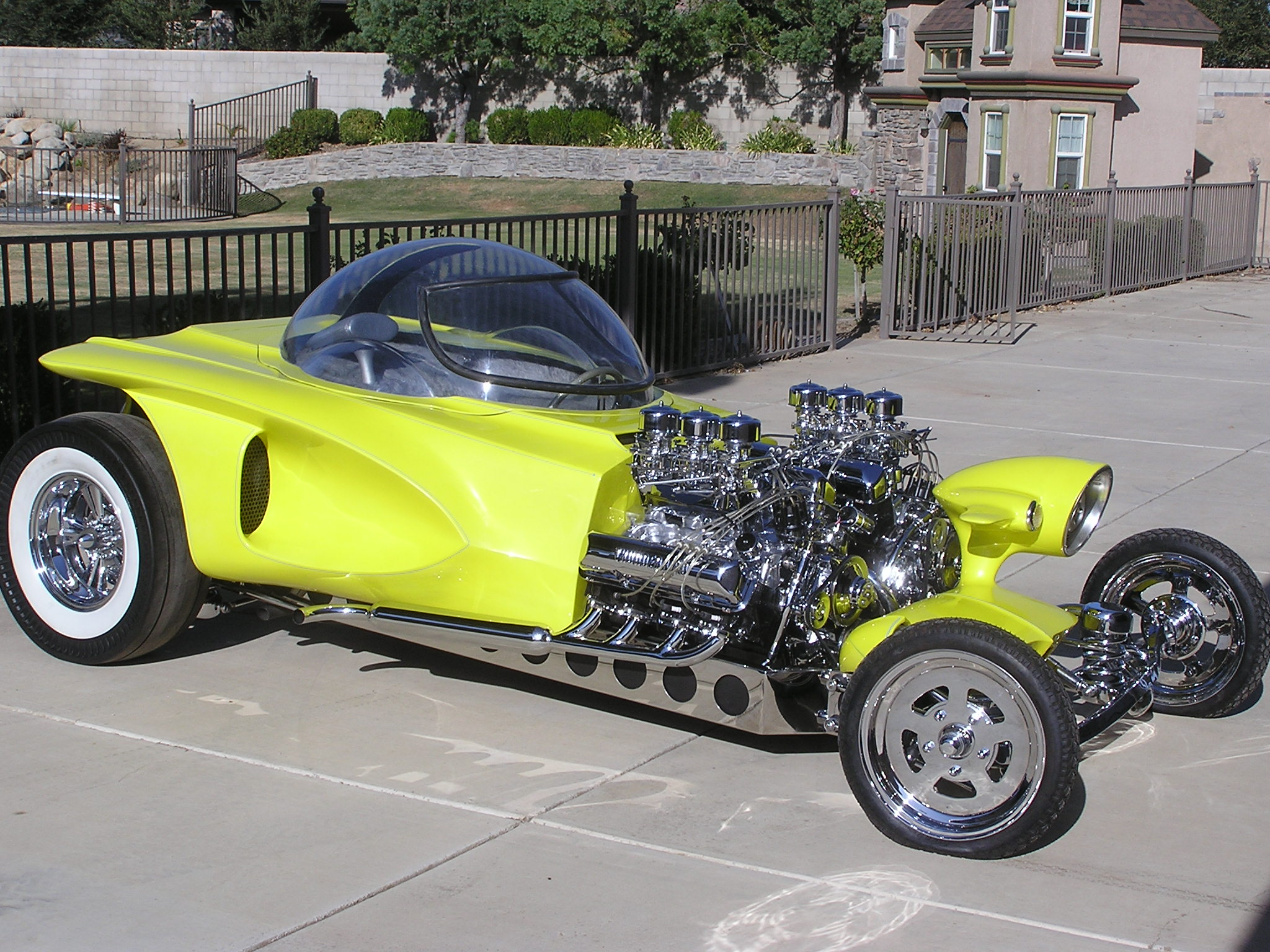 Ed Roth Driving Cars Museum