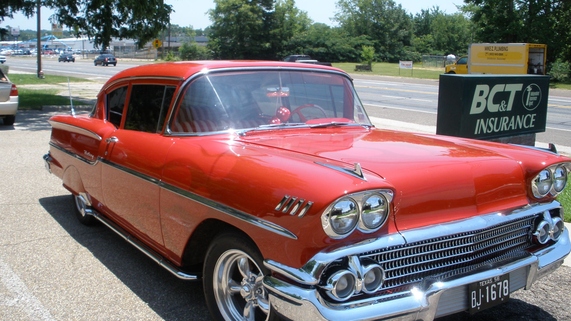 My 58 Chevy DelRay | Hotrod Hotline