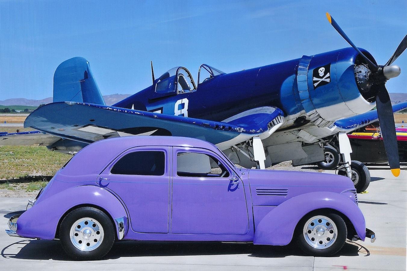 Car Body Shop >> Sam Flowers' 1941 Graham Hollywood | Hotrod Hotline