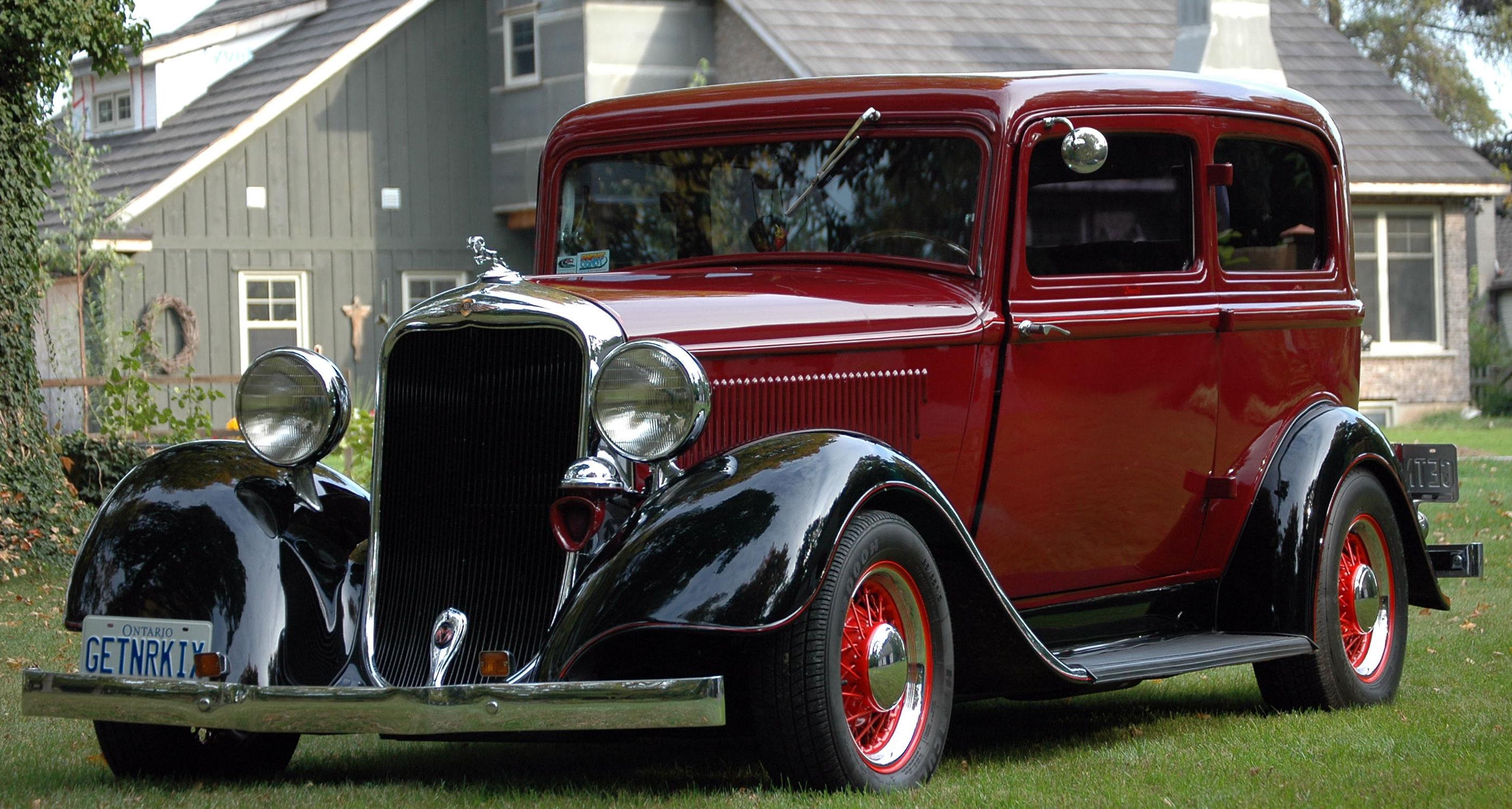 1933 Dodge Dq Hotrod Hotline