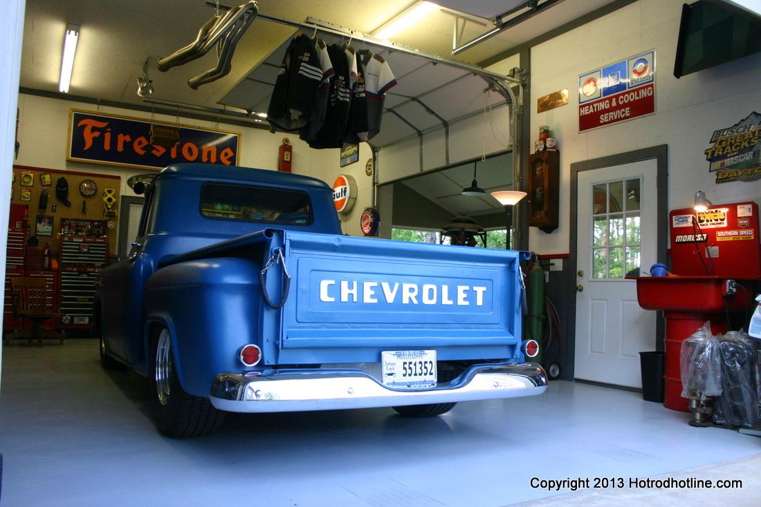 Cobb Ware's Workshop Garage | Hotrod Hotline