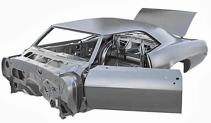 Steel Reproduction Bodies | Hotrod Hotline