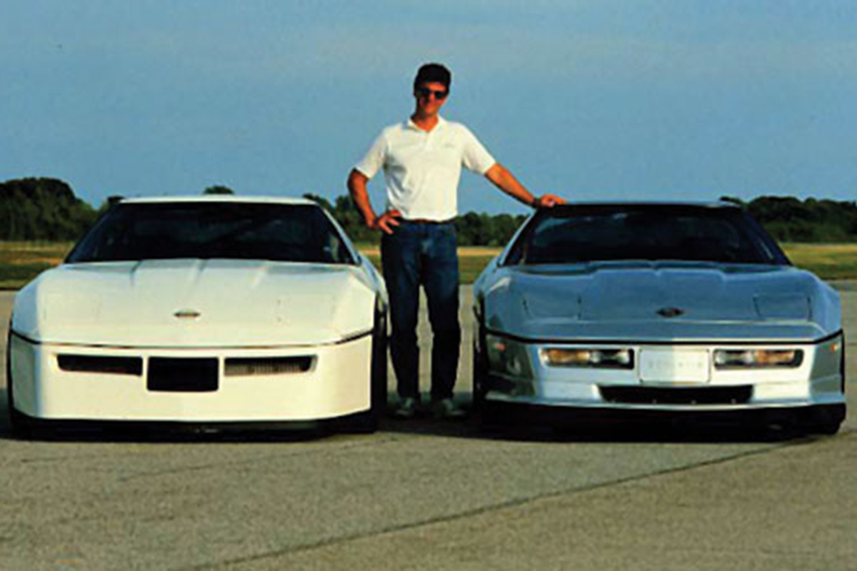 30 Years of Callaway Corvettes | Hotrod Hotline