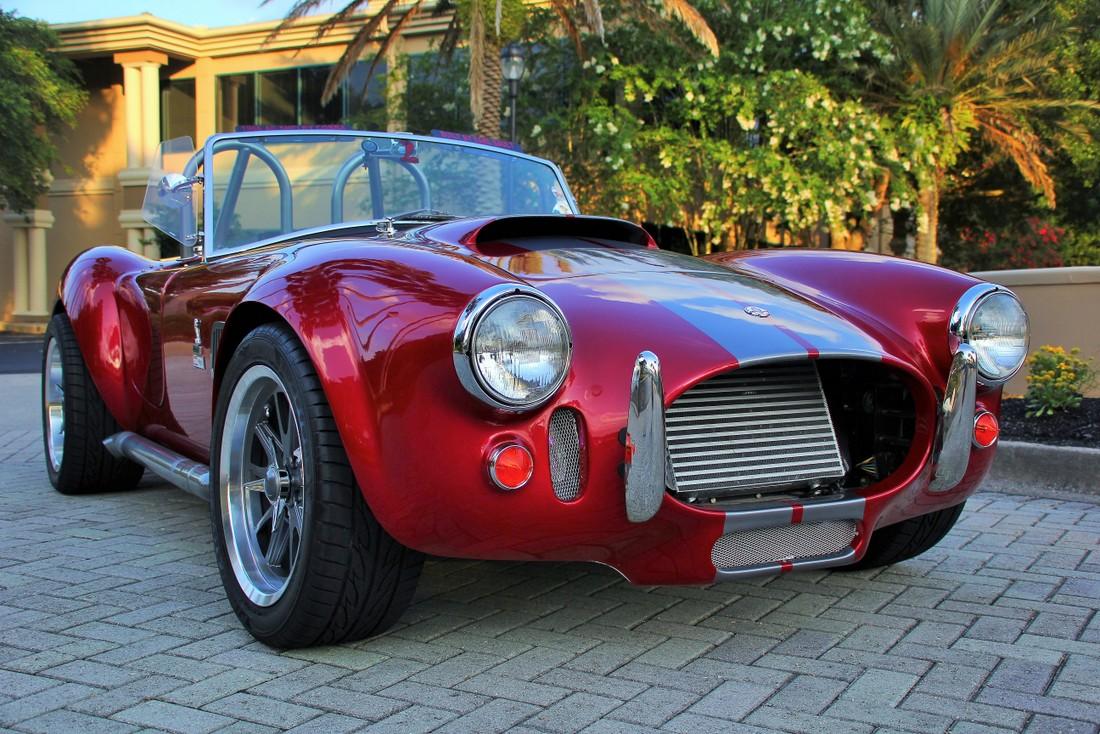 Ac Cobra Kit Car Reviews >> 1966 Shelby AC Cobra | Hotrod Hotline