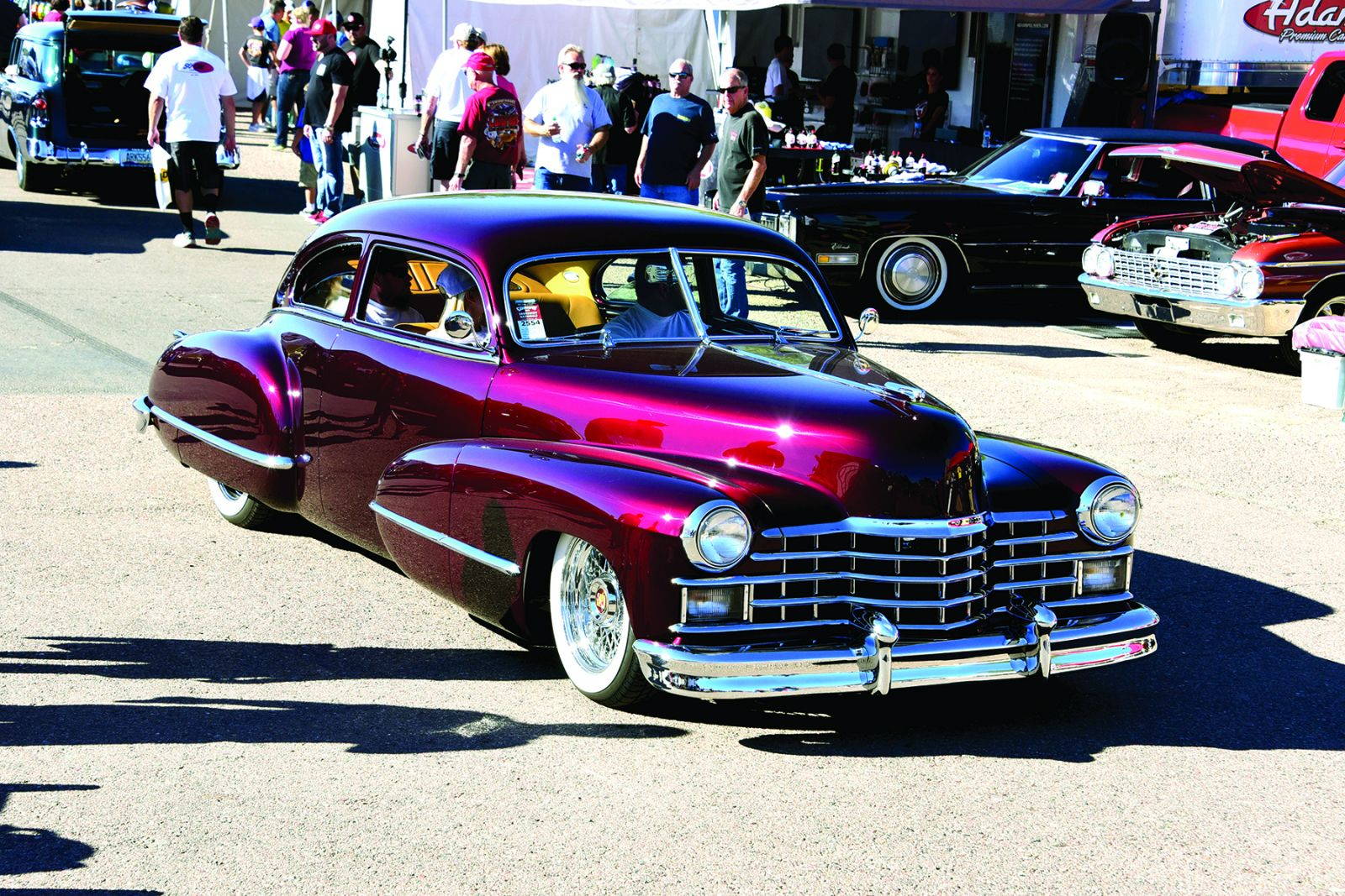 Goodguys Th Spring Nationals Kicks Off Show Season Hotrod Hotline - When is the good guys car show in scottsdale