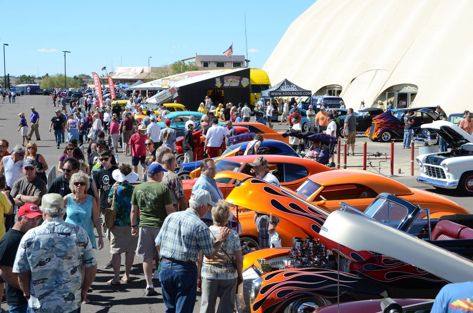 Goodguys 6th Spring Nationals presented by Brown\'s Classic Autos ...