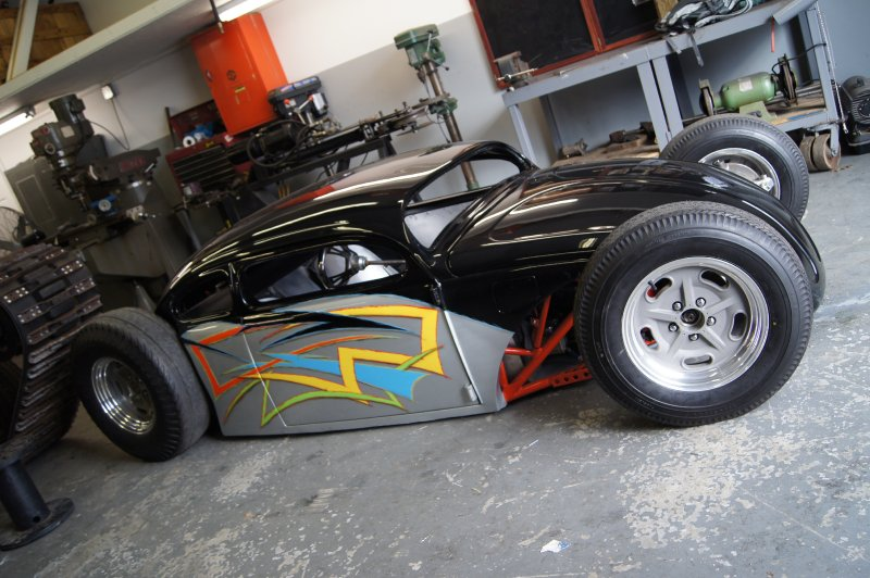 gsxr powered vw rat rod hotrod hotline