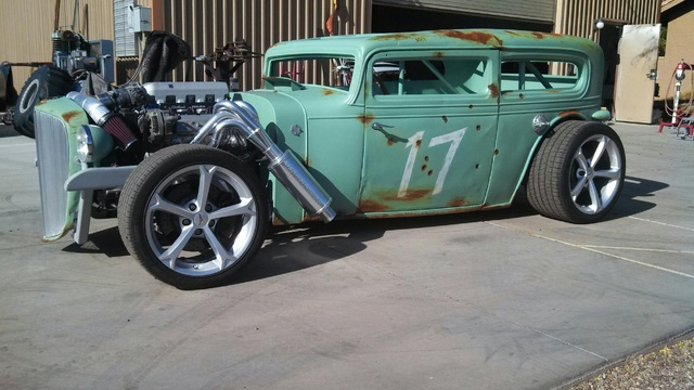 cameron s mint green 32 chevy hotrod hotline