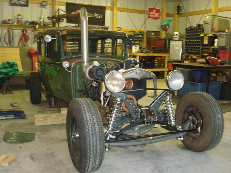 The Classiest \'32 Ford with a Cummins Turbo | Hotrod Hotline