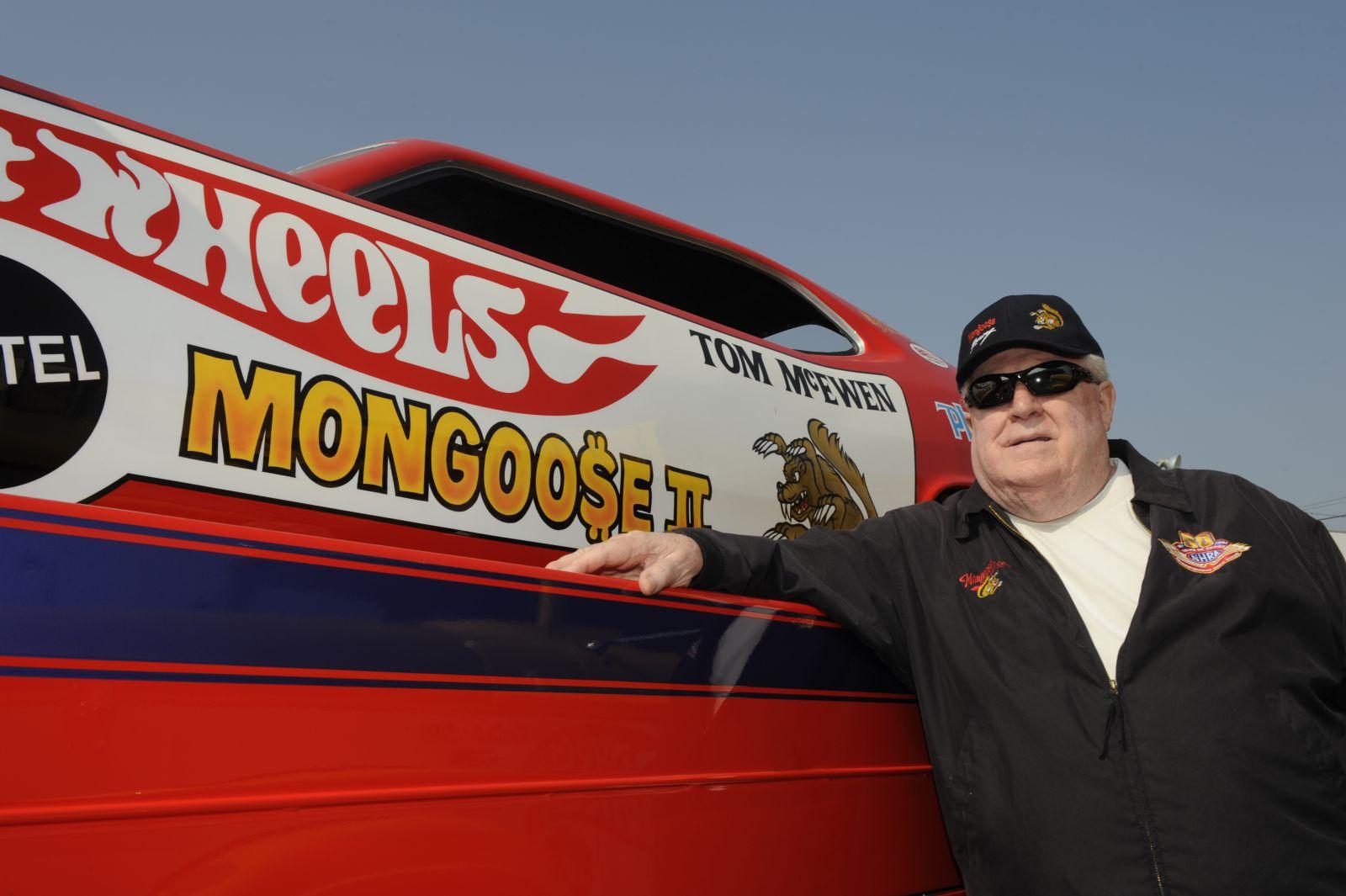 Rip tom mcewen legendary racer hotrod hotline for Garage prudhomme 16