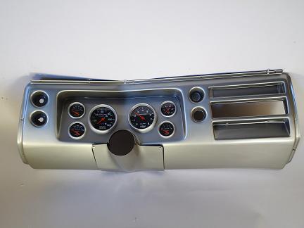 Chevelle on Auto Meter Water Temp Gauge Wiring