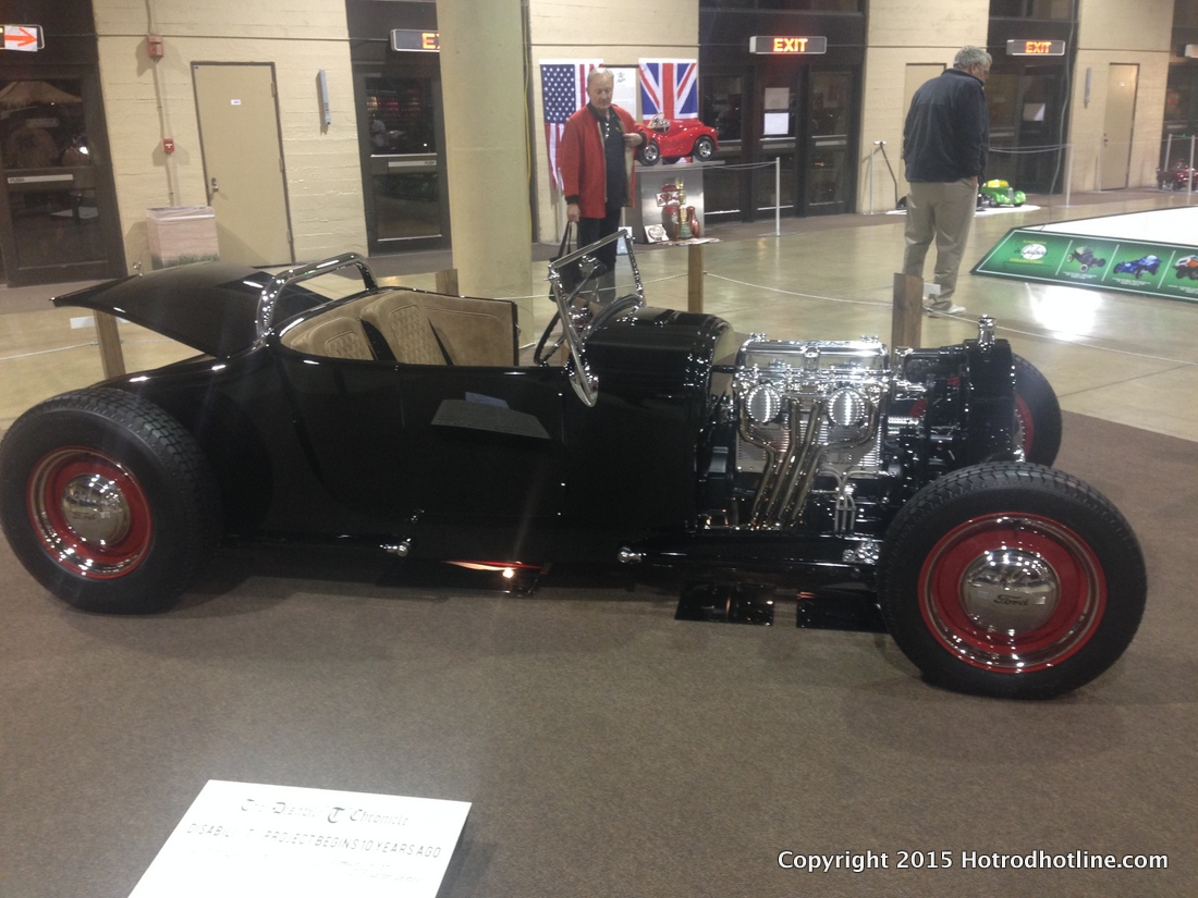 2015 Grand National Roadster Show Kicks Off Hotrod Hotline