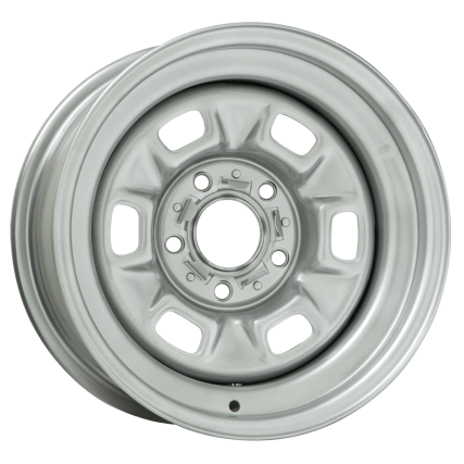 Painting Lug Nuts >> Wheel Vintiques Muscle Car NOVA Style Rallye | Hotrod Hotline