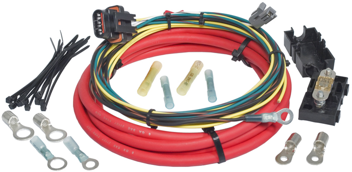 Painless Performance Ford 3G Alternator Harness   Hotrod