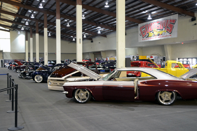 Indoor Car Show Added To Goodguys East Coast Nationals June - East coast car shows
