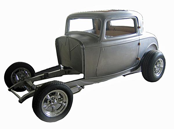 32 Ford Sedan Steel Body Autos Post
