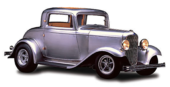 Steel reproduction bodies hotrod hotline for 1932 ford 5 window coupe steel body kits
