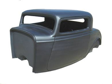 Spirit industries 32 ford coupe hotrod hotline for 1932 ford 5 window coupe steel body kits