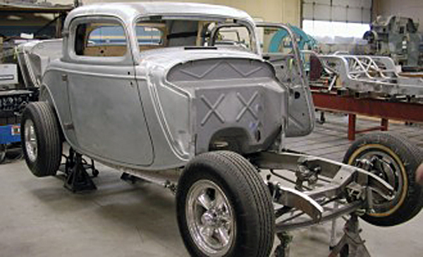 34 ford coupe steel body kits autos post. Black Bedroom Furniture Sets. Home Design Ideas