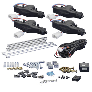 4 Door Power Lock Kit w/M5 (supersedes 37000064)Using Italian-made 8lb rated actuators our 4-door locking system offers a easy-to-install and inexpensive ...